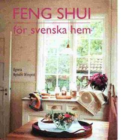"""Nyholm Winqvist, Agneta, """"Feng Shui för svenska hem"""" INBUNDEN MKT FINT SKICK"""