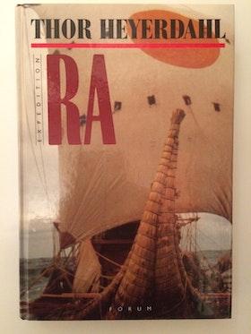 """Heyerdahl, Thor """"Ra"""" KARTONNAGE"""