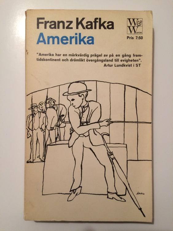 "Kafka, Franz ""Amerika"" POCKET"