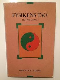 """Capra, Fritjof, """"Fysikens Tao"""" HÄFTAD"""