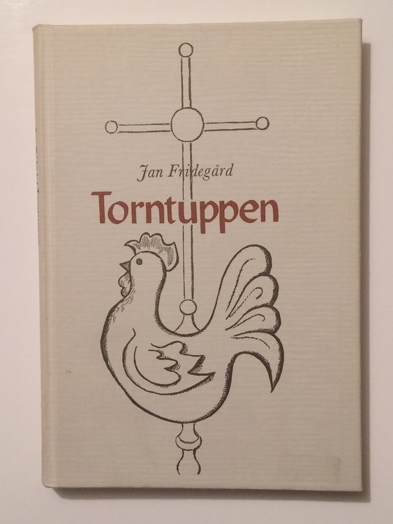 "Fridegård, Jan, ""Torntuppen"" KARTONNAGE"