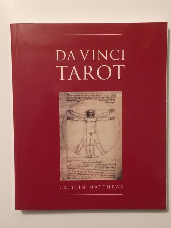 "Matthews, Caitlin ""Da Vinci tarot"" HÄFTAD"