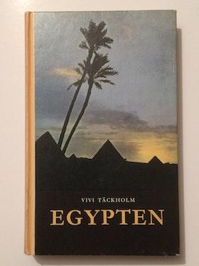 """Täckholm, Vivi """"Egypten"""" INBUNDEN"""