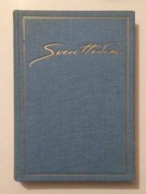 """Hedin, Sven """"Åter till Asien; Min expedition 1927-1928 med svenskar, tyskar och kineser genom öknen Gobi"""" INBUNDEN"""