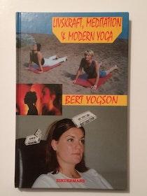"""Yogson, Bert """"Livskraft, meditation och modern yoga"""" KARTONNAGE"""