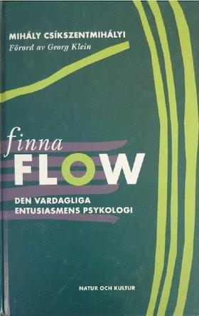 Mihály Csíkszentmihályi, Finna flow: den vardagliga entusiasmens psykologi