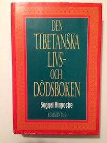 """Rinpoche, Sogyal """"Den tibetanska livs- och dödsboken"""" INBUNDEN"""