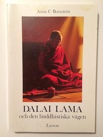 """Bornstein, Anna C """"Dalai Lama och den buddhistiska vägen"""" HÄFTAD"""