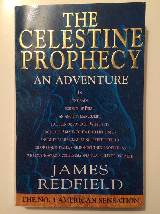 "Redfield, James, ""The Celestine Prophecy: an Adventure"" DEN NIONDE INSIKTEN PÅ ENGELSKA"
