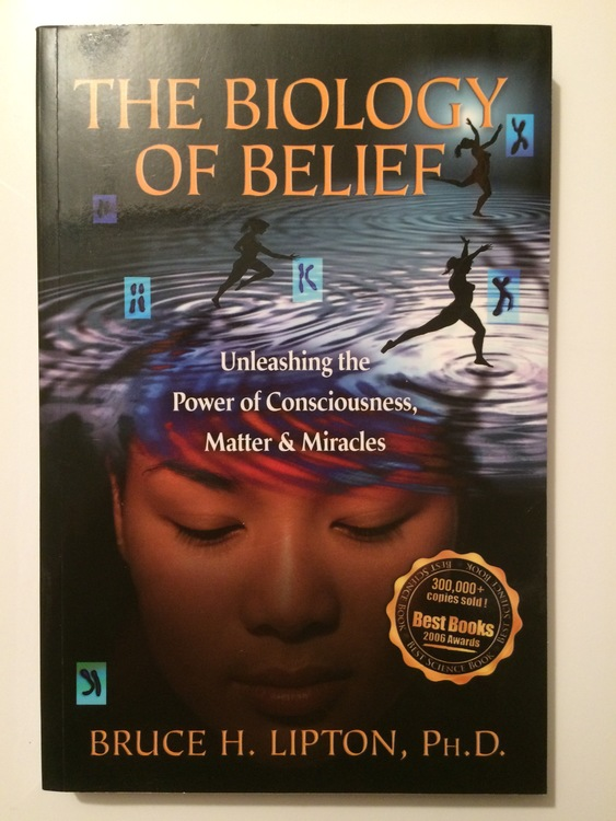 "Lipton, Bruce H Phd ""The Biology of Belief"" HÄFTAD"