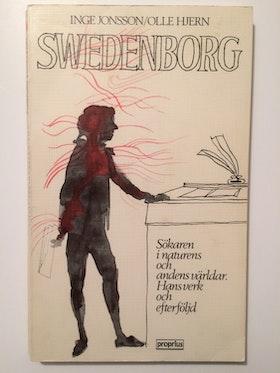 """Jonsson, Inge och Olle Hjern, """"Swedenborg: Sökaren i naturens och andens världar. Hans verk och efterföljd"""" HÄFTAD"""