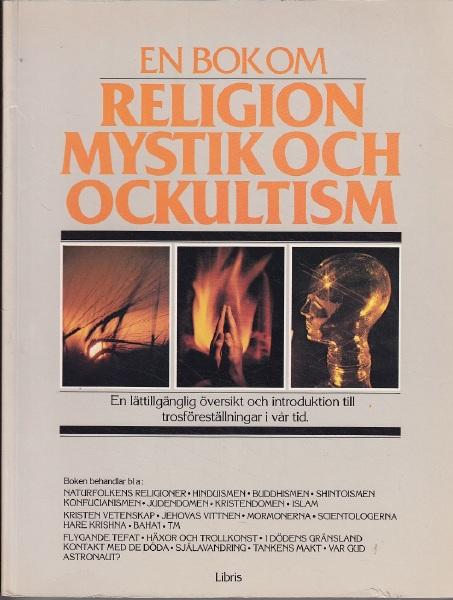 """Langley, Butterworth, Allan """"En bok om Religion, mystik och ockultism"""" HÄFTAD"""