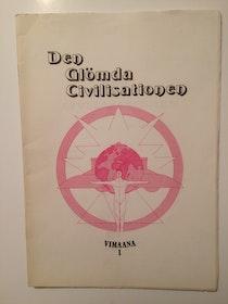 """Répits, Lehel """"Den glömda civilisationen - Vimana I"""" HÄFTE"""