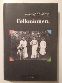 "Klintberg, Bengt af ""Folkminnen"" INBUNDEN"