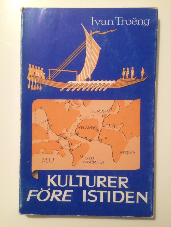 """Troëng, Ivan, """"Kulturer före istiden"""" HÄFTAD"""