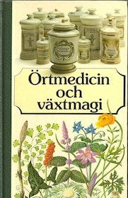 """Det Bästa: """"Örtmedicin och växtmagi"""" INBUNDEN"""