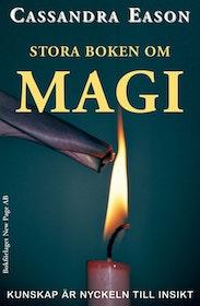 """Eason, Cassandra """"Stora boken om magi"""" HÄFTAD"""