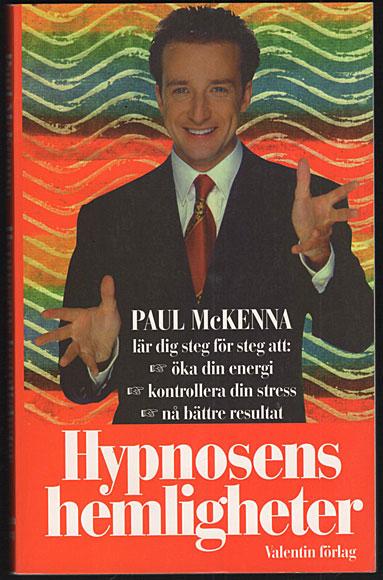 """McKenna, Paul """"Hypnosens hemligheter"""" HÄFTAD"""