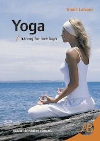 "Lalvani, Vimla ""Yoga - träning för inre lugn"" KARTONNAGE"