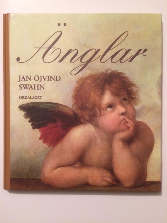 "Swahn, Jan-Öjvind ""Änglar"" INBUNDEN"