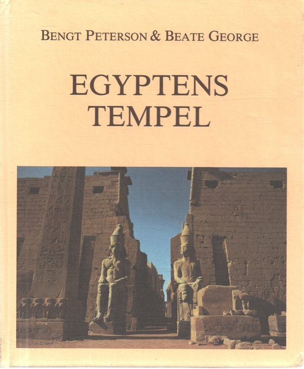 "Peterson, Bengt ""Egyptens tempel"" INBUNDEN"