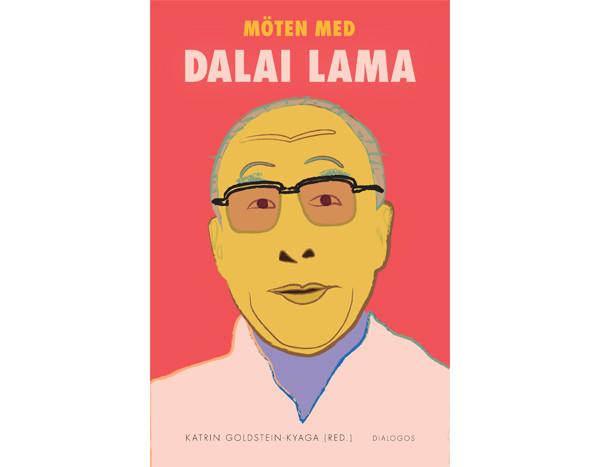 """Goldstein-Kyaga, Katrin """"Möten med Dalai Lama : reflektioner om fred, medkänsla, lycka och interkulturell dialog"""" HÄFTAD"""