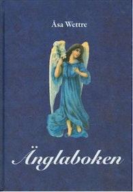 """Wettre, Åsa """"Änglaboken"""" INBUNDEN"""