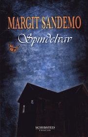 """Sandemo, Margit """"Spindelväv"""" INBUNDEN"""