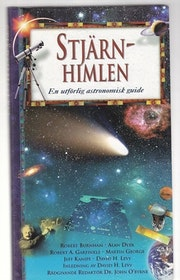 """O'Byrne, John/Burnham, Robert m.fl (Red.) """"Stjärnhimlen. En utförlig astronomisk guide"""" INBUNDEN"""