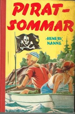 "Nanne, Henrik ""Piratsommar"" INBUNDEN"