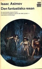 """Asimov, Isaac """"Den fantastiska resan"""" POCKET"""