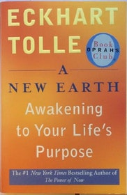 "Tolle, Eckhart ""A new earth : awakening to your life's purpose"" HÄFTAD"