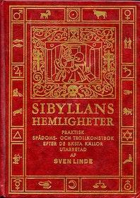 "Linde, Sven, ""Sibyllans hemligheter"" INBUNDEN SLUTSÅLD"