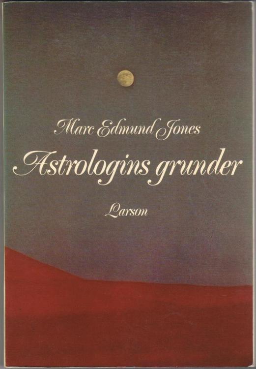 "Jones, Marc Edmund ""Astrologins grunder"" HÄFTAD"
