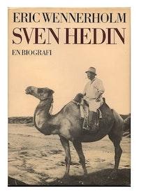 "Wennerholm, Eric ""Sven Hedin - en biografi"" INBUNDEN"