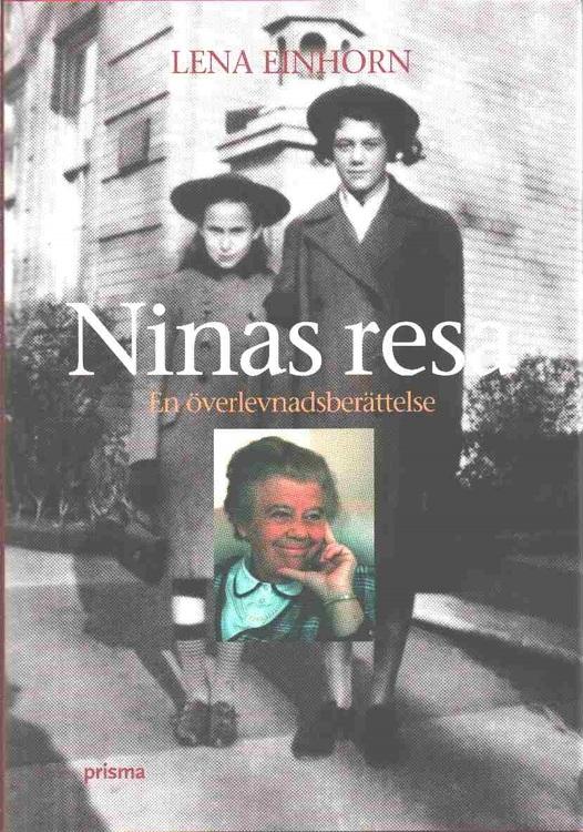 "Einhorn, Lena, ""Ninas resa"" INBUNDEN ANTIKVARISK"