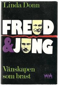 """Donn, Linda, """"Freud & Jung - vänskapen som brast"""" INBUNDEN"""