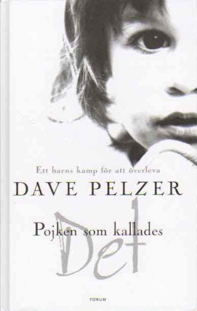 "Pelzer, Dave, ""Pojken som kallades DET"" KARTONNAGE"
