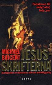"""Baigent, Michael """"Jesusskrifterna"""" ANTIKVARISK POCKET"""