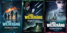 """Wilderäng, Lars """"Stjärntrilogin"""" 3 VOLYMER POCKET"""