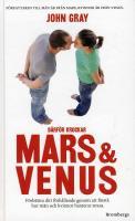 """Gray, John """"Därför krockar Mars & Venus : förbättra ditt förhållande genom att förstå hur män och kvinnor hanterar stress"""" KARTONNAGE"""