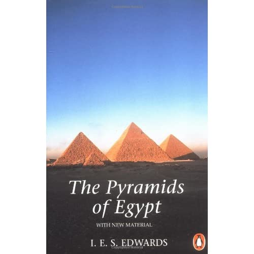 "Edwards I E S ""The Pyramids of Egypt"" POCKET"