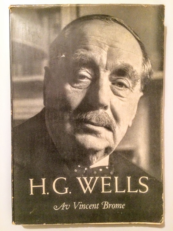 "Brome, Vincent ""H. G. Wells"""