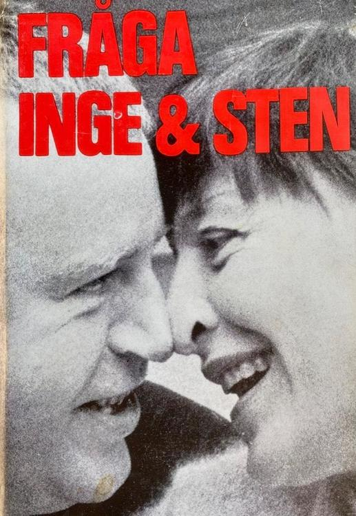 "Hegeler, Inge & Sten ""Fråga Inge & Sten"" INBUNDEN"