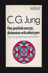 """Jung, C G """"Om psykisk energi, drömmar och arketyper"""" POCKET"""