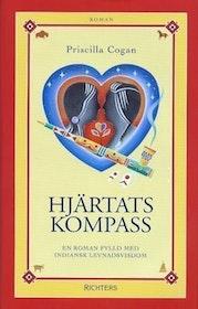 """Cogan,  Priscilla, """"Hjärtats kompass"""" INBUNDEN ANTIKVARISK"""