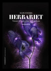 """Unnes, Elin """"Herbariet - Växter till mat, magi och medicin"""" INBUNDEN"""