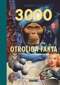 """Ryytty, Carsten """"3000 otroliga fakta"""" KARTONNAGE"""