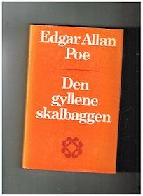 """Poe, Edgar Allan """"Den gyllene skalbaggen"""" INBUNDEN"""