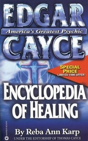 "Karp, Reba Ann ""Edgar Cayce Encyclopedia of Healing"" POCKET"
